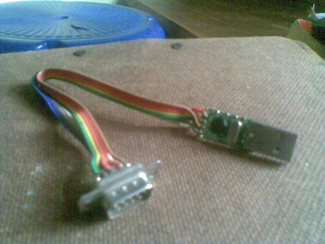 DIY CHEAPEST USB TO SERIAL CONVERTER – Achu's TechBlogAchu's TechBlog - WordPress.com